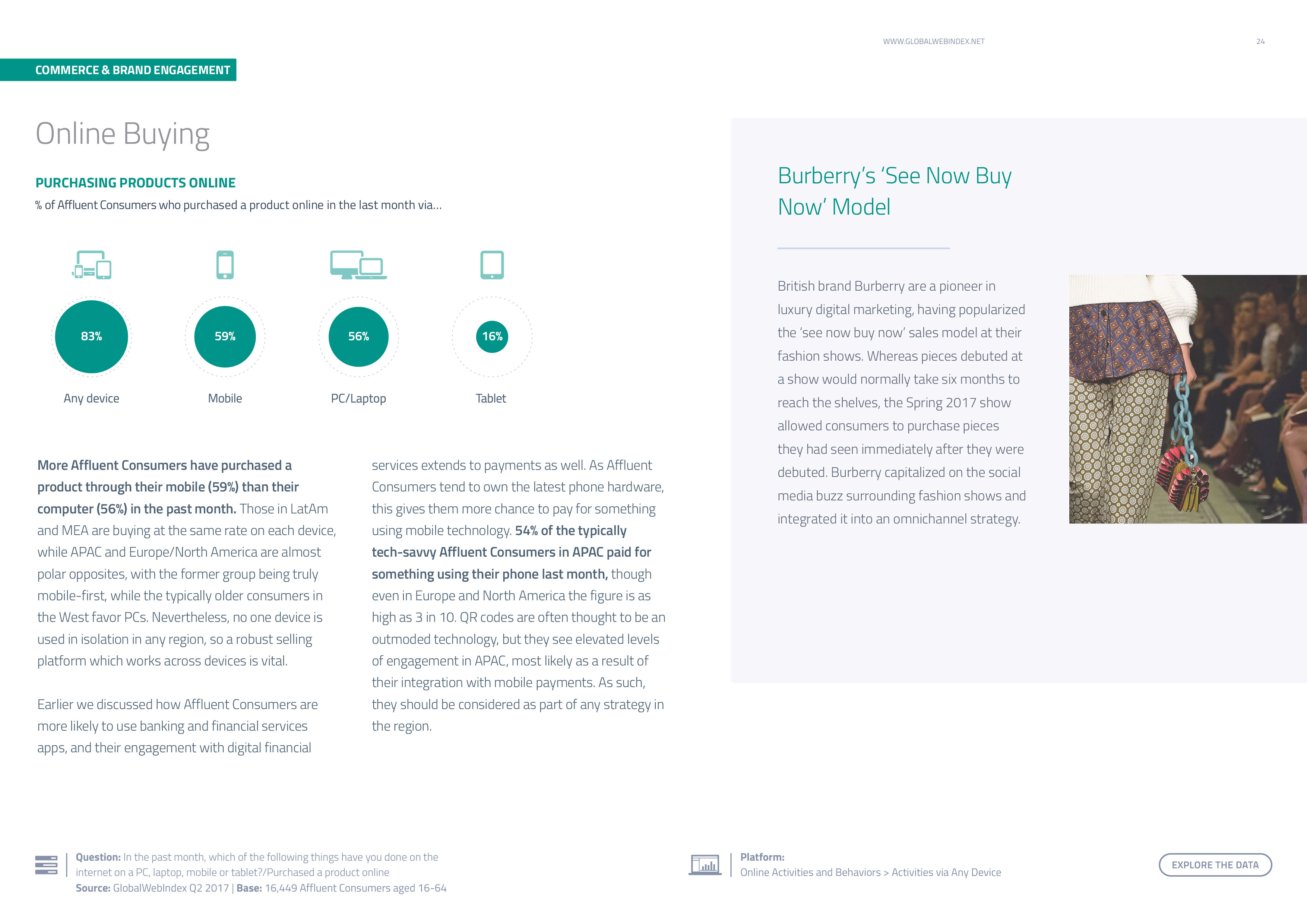 Affluent Consumers Report - Preview 3