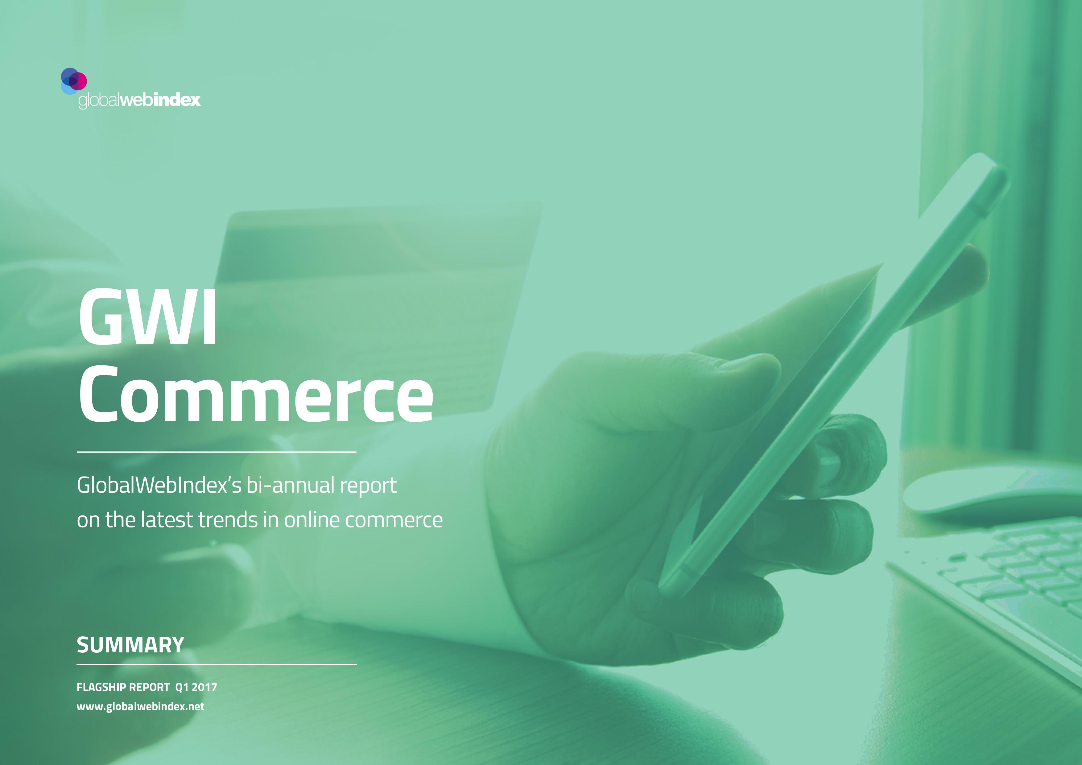 Commerce Q1 2017 Summary Report